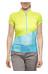 IXS Sablun - Maillot manches courtes Femme - Trail jaune/bleu